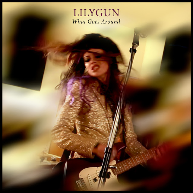 Lilygun - What Goes Around single cover