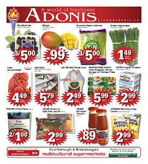 Marche Adonis Flyer February 22 – 28, 2018
