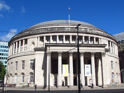 Manchester; Central Library; Biblioteca; Library