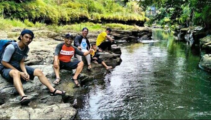Bantaran Sungai Ciliwung Sukaresmi di Sulap Jadi Wisata Edukasi