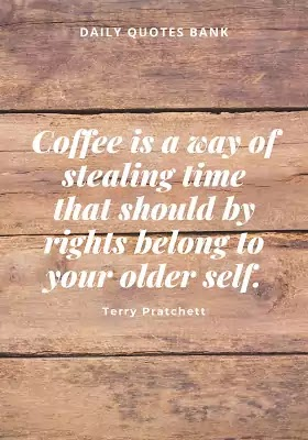 Read motivational coffee quotes for coffee lovers. Also check good morning coffee quotes , funny coffee quotes, coffee lover quotes, inspirational coffee quotes.