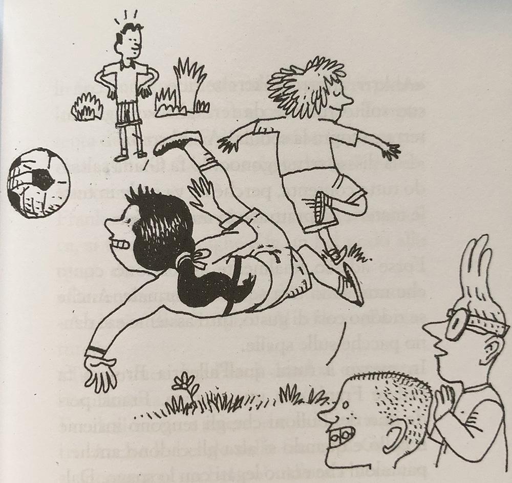 la strana compagnia del gol