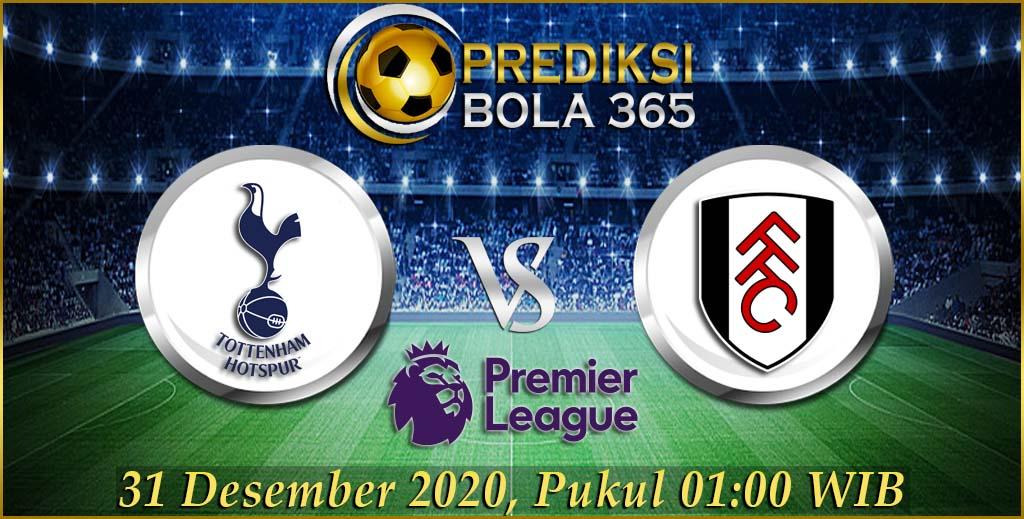 Prediksi Tottenham Vs Fullham Premier League 31 Desember 2020
