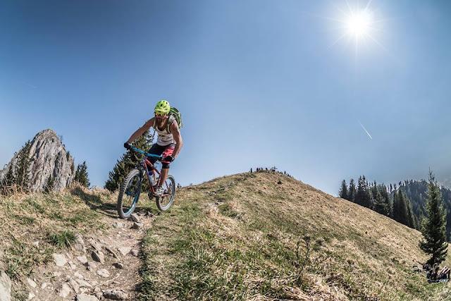 trail hardtail bayern puristisch stahl bike mountainbike mtb