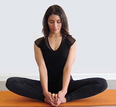 बद्ध कोणासन,yoga-in-hindi
