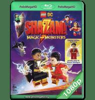 LEGO DC: SHAZAM! MAGIA Y MONSTRUOS (2020) WEB-DL 1080P HD MKV ESPAÑOL LATINO