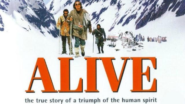 Alive -Yaşamak İçin