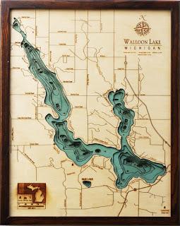 mapa wayfinding