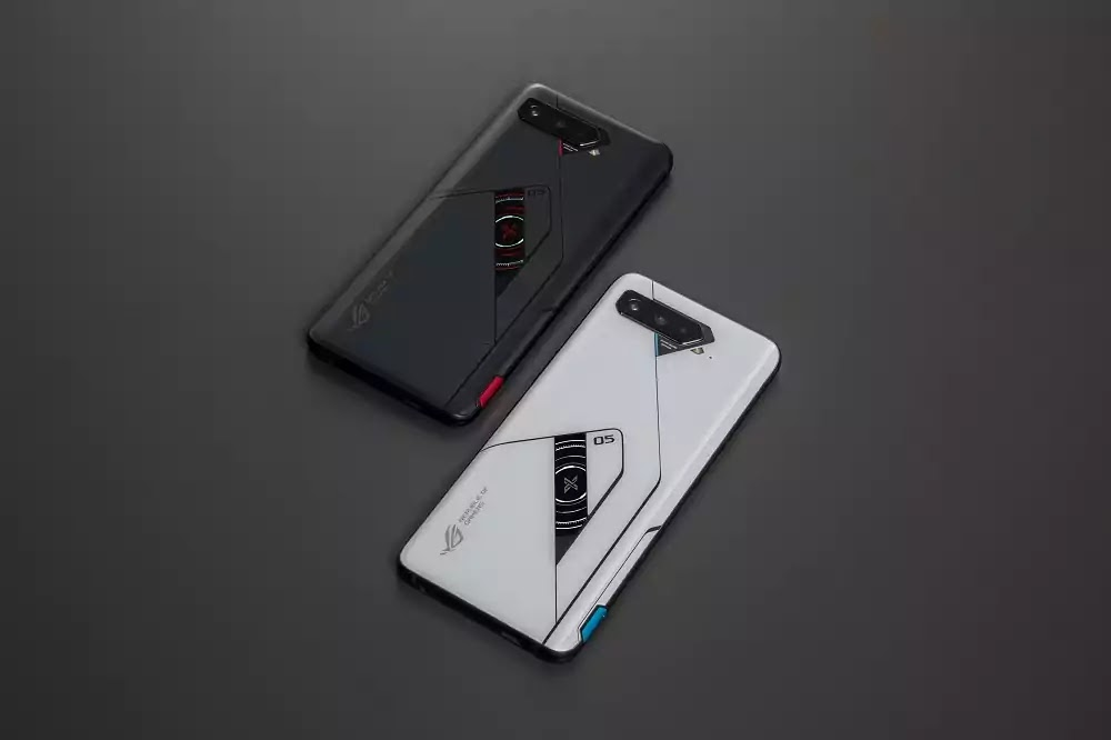 ROG Phone 5 Pro and ROG Phone 5 Ultimate