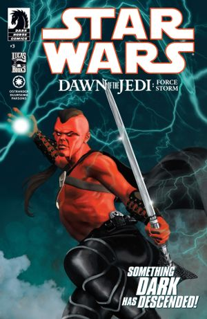 Star Wars: Dawn of the Jedi - Force Storm #3 Download