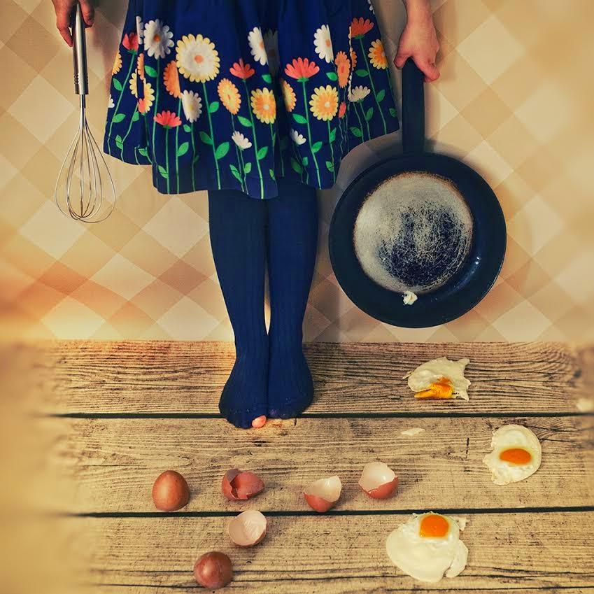 fotografia, sesja dziecięca, zdjęcie jajko