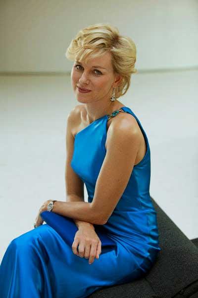 Diana (Naomi Watts) atriz
