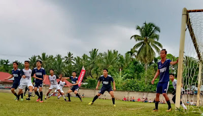 tendangan pojok,psts vs poss selayo,semi final,grand final