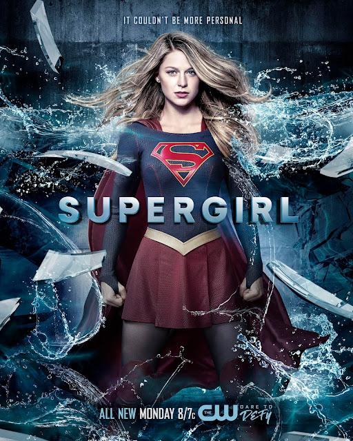 "Póster del episodio 2x19 de ""Supergirl"" - Alex"