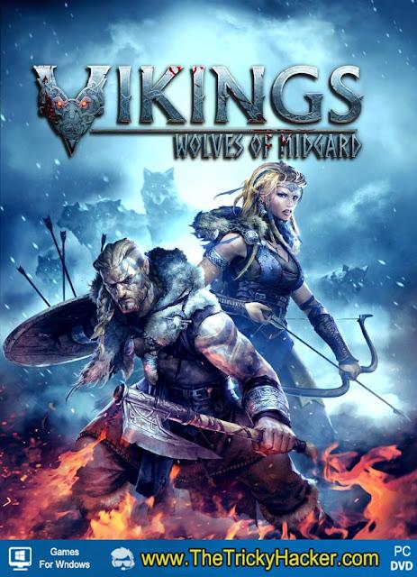 Vikings Wolves of Midgard Free Download Full Version Game PC