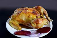 الدجاج مع الكشك