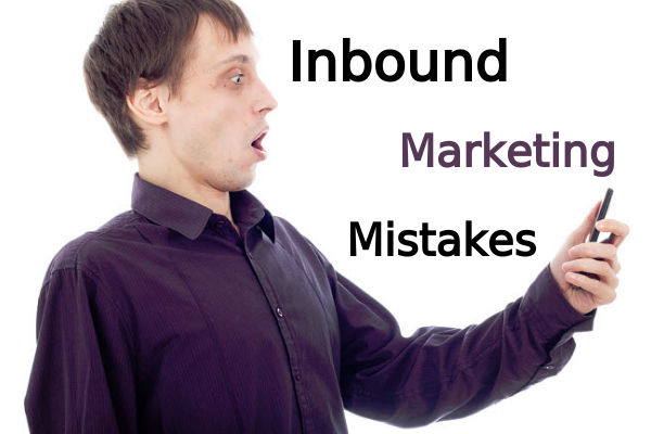 8 Inbound Marketing Mistakes