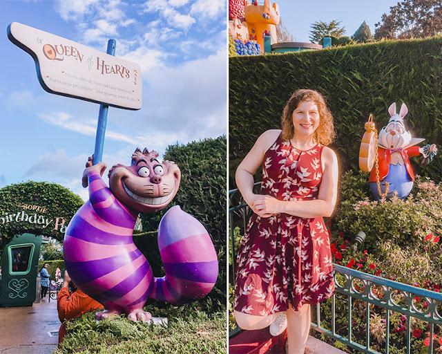 O Curioso Labirinto Da Alice Na Disneyland Paris