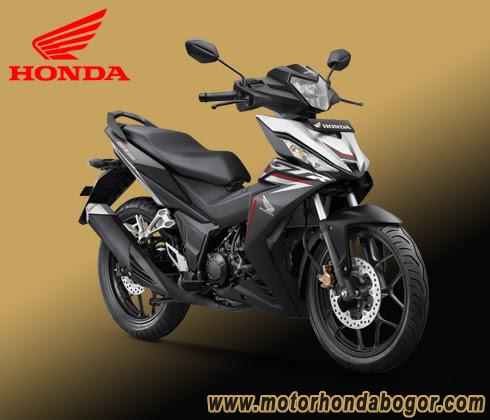 Brosur Kredit Motor Honda Supra GTR Bogor