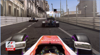Download Game F1 2016 V1.0.1 MOD Apk Terbaru