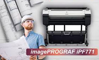 Printer CANON IPF771 image PROGRAF