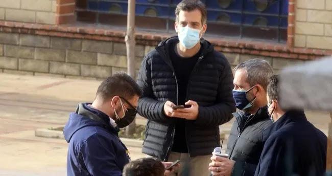 «Φιάσκο» η υπόθεση με τον ιερέα στη Θεσσαλονίκη