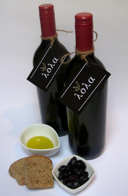 LOLA  - Hladno ceđeno maslinovo ulje iz naših maslinjaka na Kritu