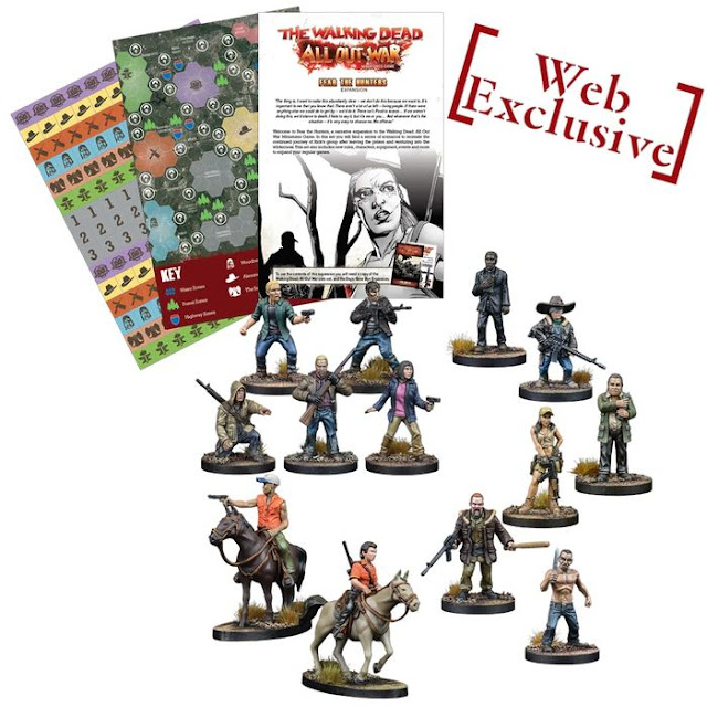 The Walking Dead Wave Five Complete Bundle