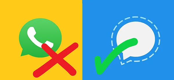 Signal est-il la meilleure alternative à WhatsApp