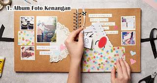 Album Foto Kenangan adalah Hadiah Menarik Dan Berkesan Untuk Guru