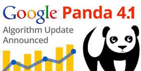 Update Google Panda 4.1 Terbaru
