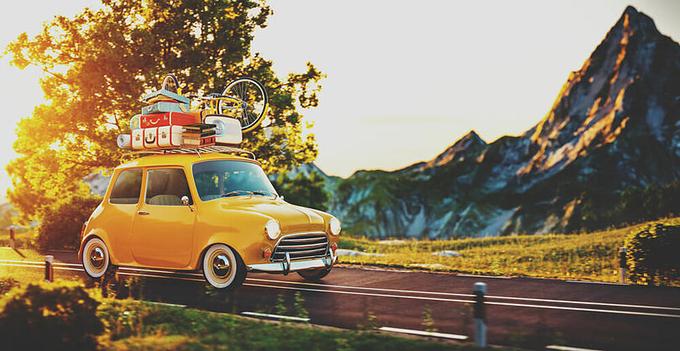 7 lời khuyên để có chuyến du lịch bằng ôtô đáng nhớ