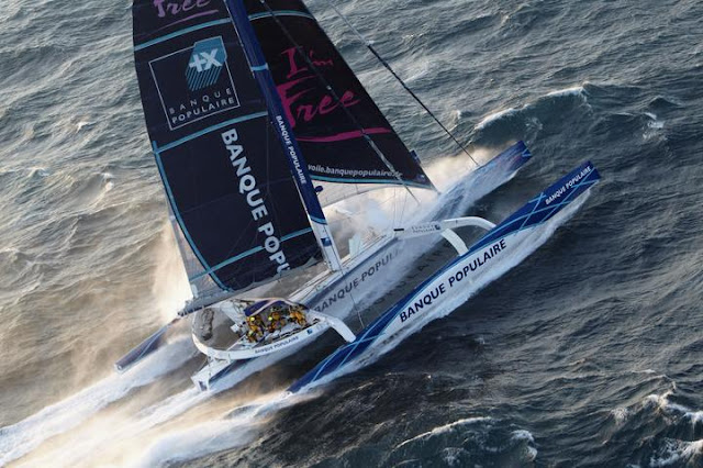 fastest circumnavigation around the world