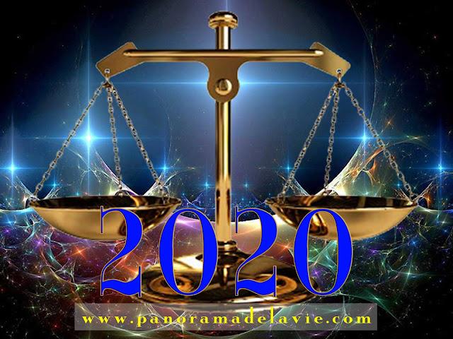 توقعات برج الميزان سنة 2020