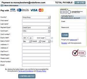 No Deposit Bonus $15 dari Roboforex
