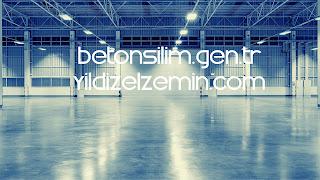 İstanbul Zemin Beton Zemin Parlatma Sistemi