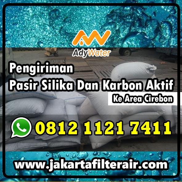 Pasir Silika Coklat - Harga Pasir Silika Per Karung - Jual Pasir Silika Terdekat - untuk Filter Air, Sandblasting - Ady Water - Jakarta - Bekasi - Bogor