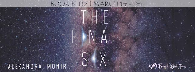 {Preorder Incentive+Giveaway} The Final Six by Alexandra Monir