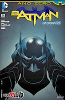 Os Novos 52! Batman #24