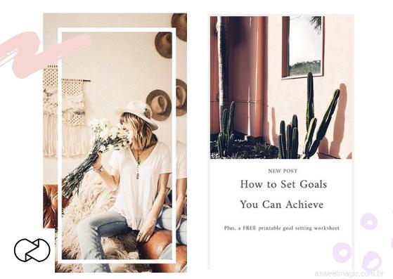 Aplicativos de edição para stories do instagram