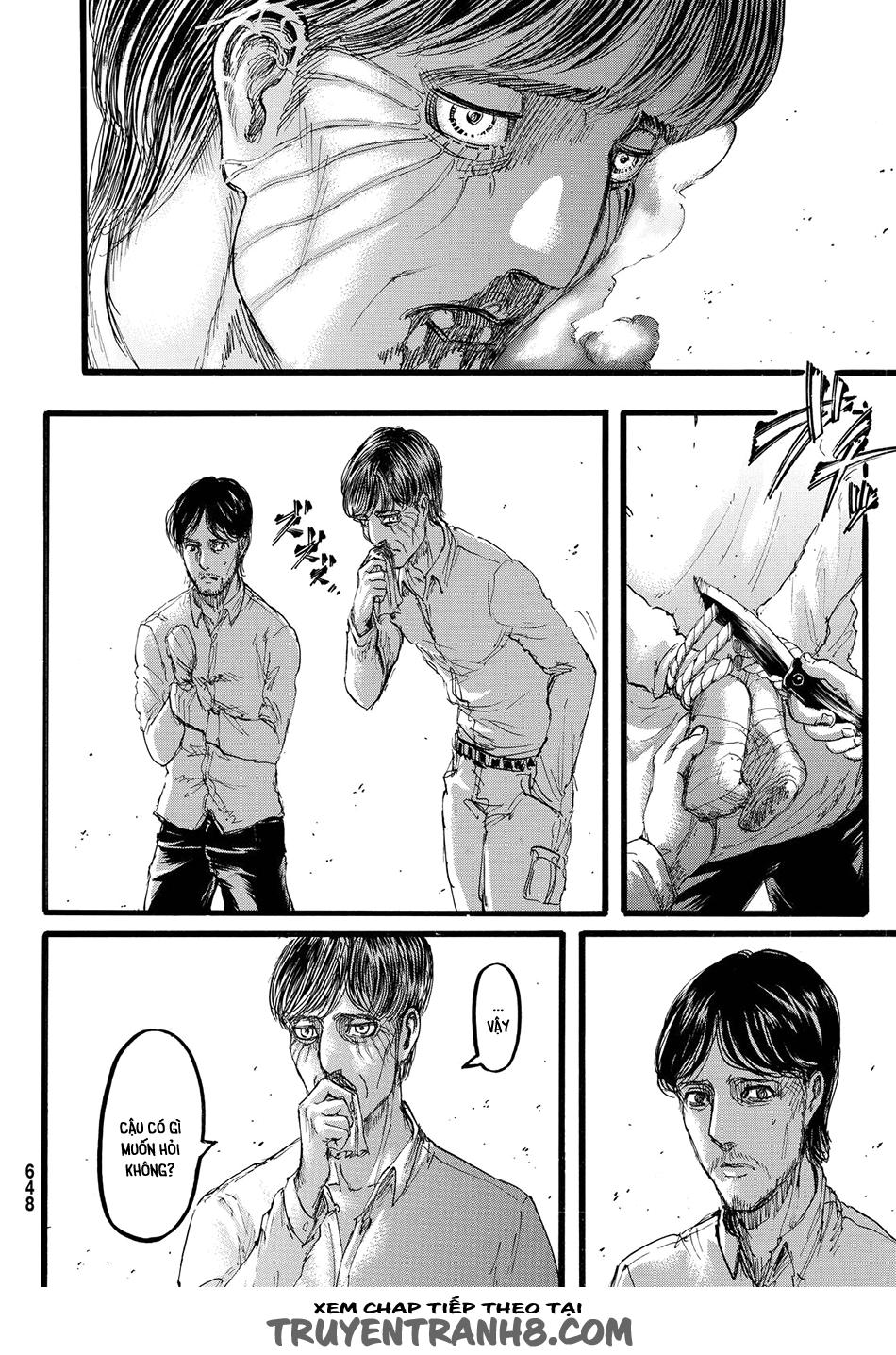 Shingeki no Kyojin - Attack on Titan Chap 88 page 6 Congtruyen24h