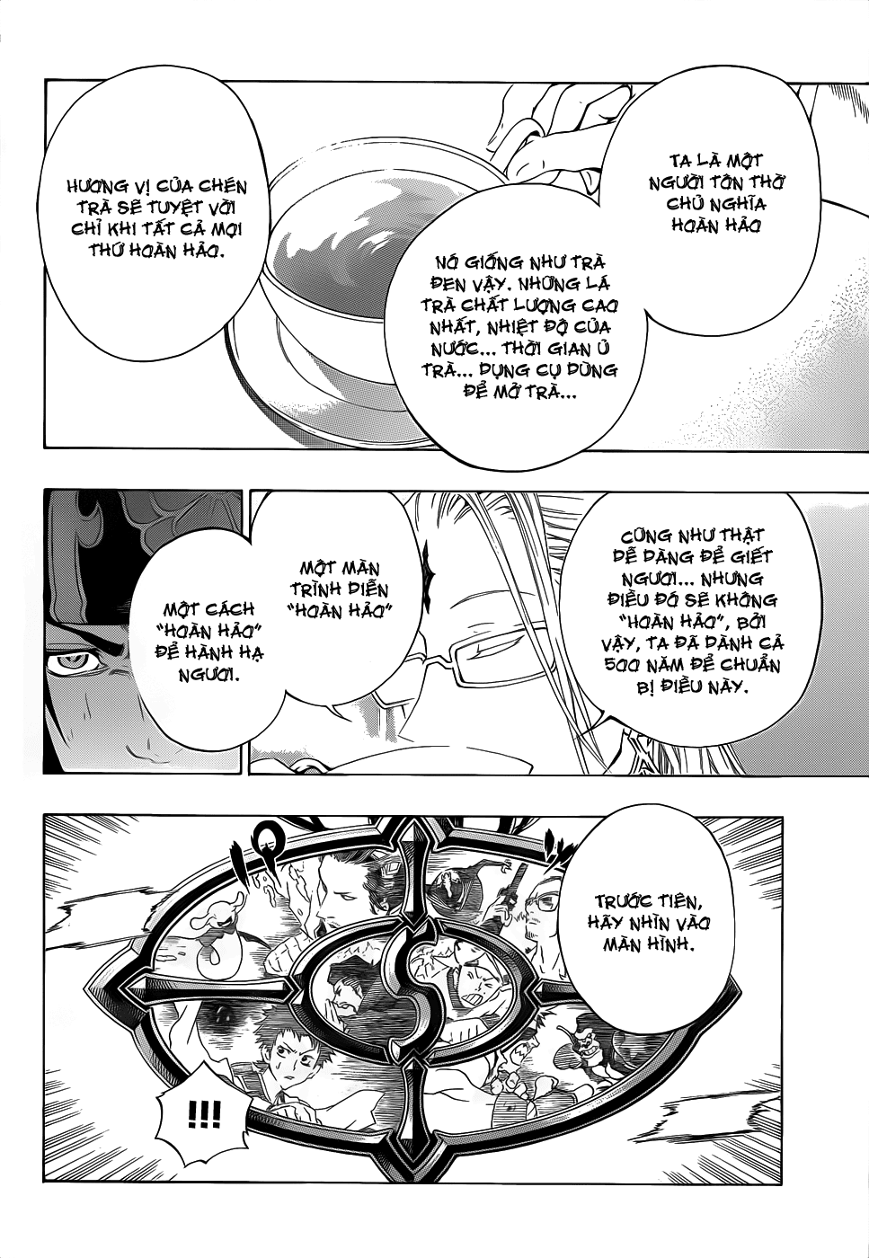 Examurai chapter 007 trang 21