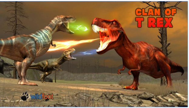 Game Dinosaurus Offline