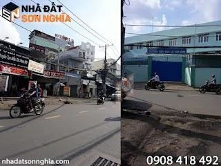 Bán nhà mặt tiền Gò Vấp đường Phạm Văn Chiêu P16 - nhà cấp 4 dt 4x22m giá 8.6 tỷ ( MS 031 )