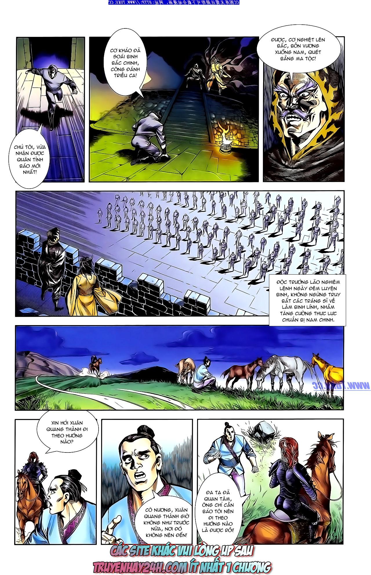Cơ Phát Khai Chu Bản chapter 138 trang 31