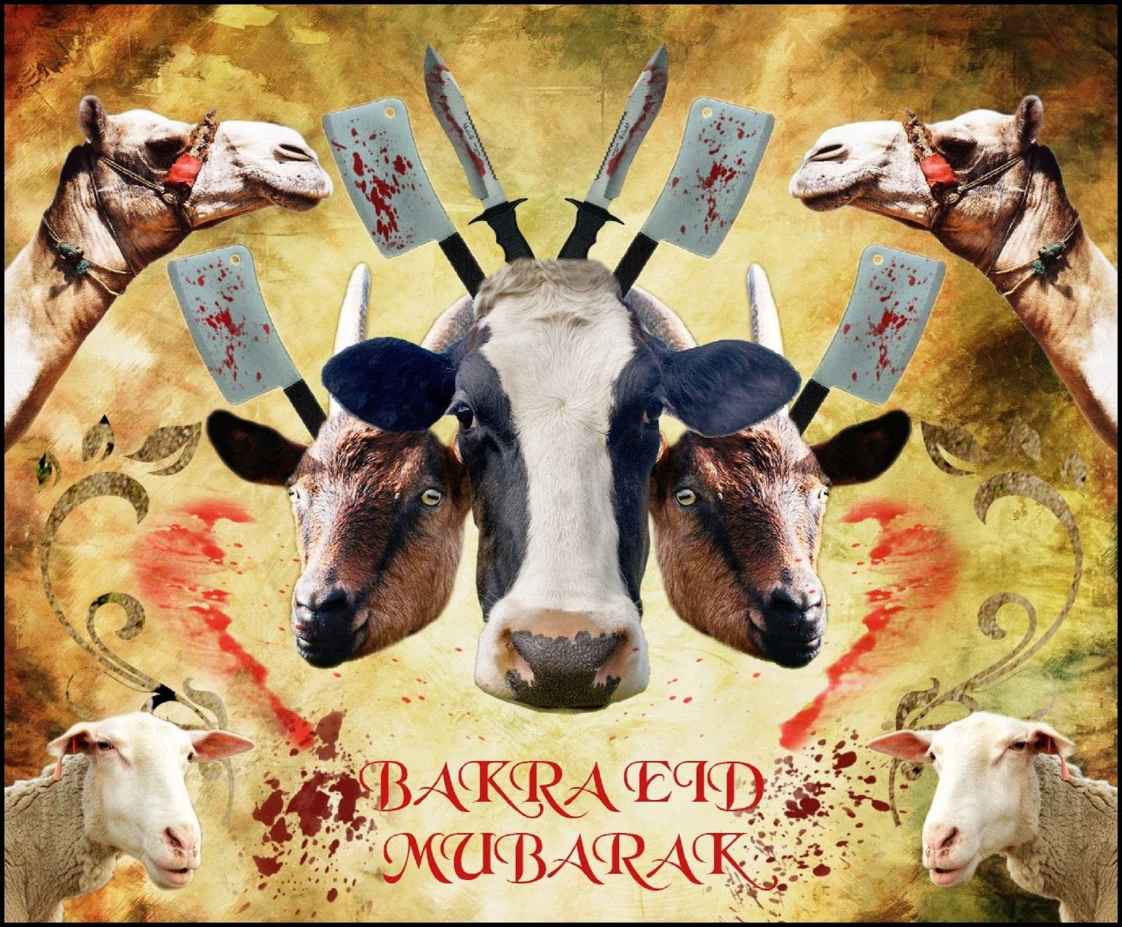 Bakrid Pictures, Happy Bakra Eid Wallpapers, Eid Al-Adha ...