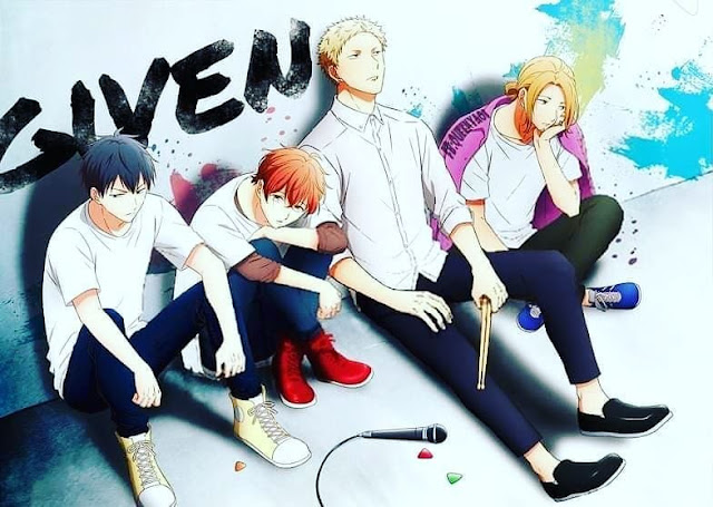 Given Batch Episode 1 – 11 Subtitle Indonesia [x265]