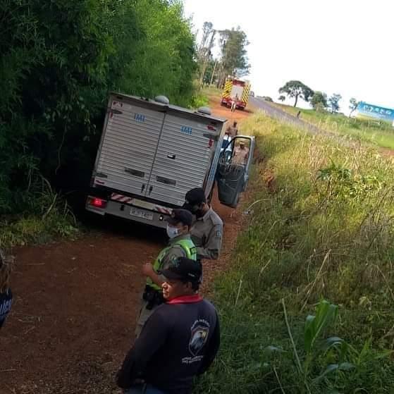 Montividiu: Corpo de homem é encontrado dentro de rio