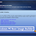 Windows PE Boot Image Builder AOMEI PE Builder System Maintenance