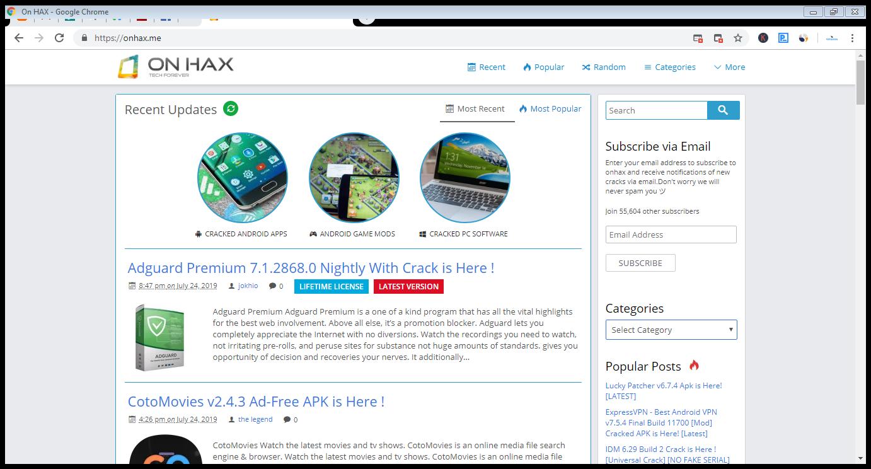 Netflix Mod Apk Onhax